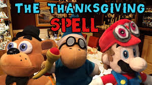 plush special the thanksgiving spell