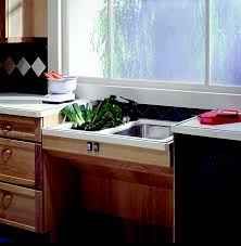 Kitchen Sink Furniture by Approach Adjustable Sink Populas