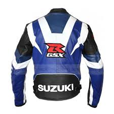 leather racing jacket suzuki gsxr jacket racing leather motorcycle jacket