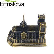 Notre Dame Desk Accessories Ermakova Vintage Metal Cathedrale Notre Dame De Model