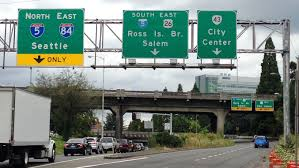 Portland Or Traffic Map by Or 43 Ramp Closed For Rest Of Month Kgw Com