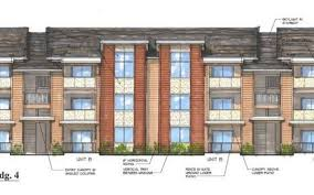 4 Unit Apartment Building Plans 120 Units Planned In Tacoma Apartment Project The News Tribune