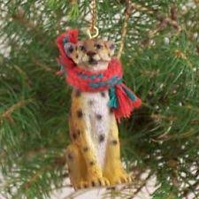 cheetah ornaments ebay
