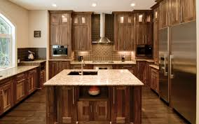 kitchen huntwood cabinets lowes stock home depot redding