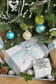 Pretty Christmas Trees Decorated With Presents Creative Christmas Gift Wrapping Ideas Sand And Sisal