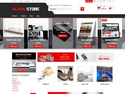 woocommerce themes store alpha store free wordpress themes
