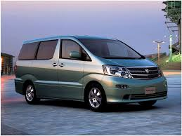mpv toyota who was the 1st japanese owner of your used toyota alphard