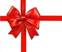 ribbon and bows bows and ribbons vector cards