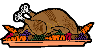 thanksgiving dinner clip 114466