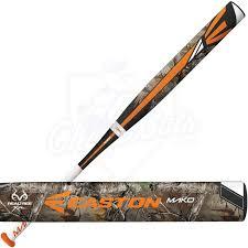 cheap softball bats 2015 easton mako realtree slowpitch softball bat usssa end loaded