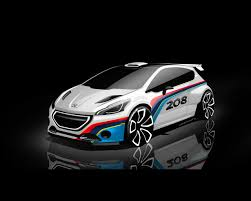 peugeot new sports car 208 type r5 rally car for 2013