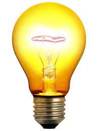 bulbs actually spur bright ideas study reveals