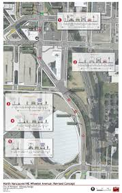 Ne Portland Bike Map by Cully Boulevard Green Street Project Completed Project Archive