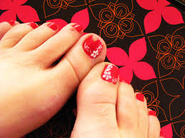 a complete guide for toe nail art fashionpro