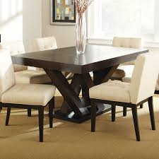 espresso rectangular dining table shop steve silver company tiffany dark espresso cherry rectangular