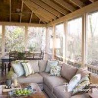 Best 25 Screened Porch Decorating by Screened In Deck Decorating Ideas Page 2 Saragrilloinvestments Com