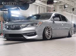 honda accord performance 2016 honda accord ferrada fr4 air lift performance bagged
