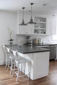 fhosu com pristine and white home kitchens grey ti