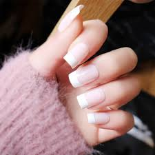 online get cheap long french nails aliexpress com alibaba group