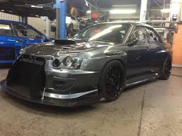 subaru blobeye black mb developments blobeye nears completion scoobynet com subaru
