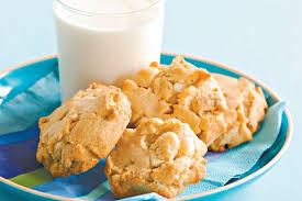 Red White Amp Blue Chocolate White Chocolate And Macadamia Cookies