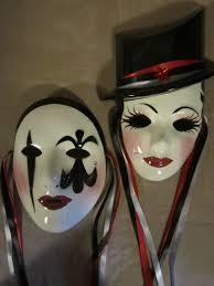 ceramic mardi gras masks wall ceramic masks