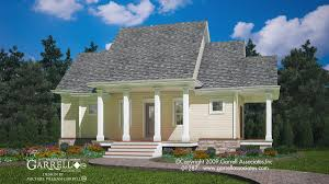 amicalola cottage rustic style house plan mountain cabin plans