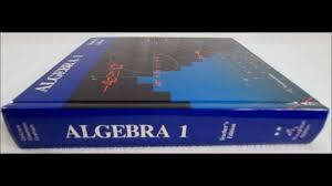 algebra 1 teacher u0027s edition by dolciani swanson graham and