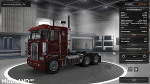 kenworth k100 kenworth k100 v 3 0 mod for ets 2