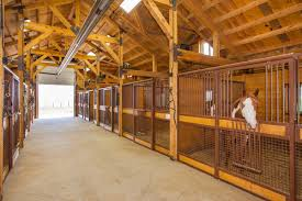 Barn Designs For Horses Amazing Horse Barn Designs Horse Shoe Nation