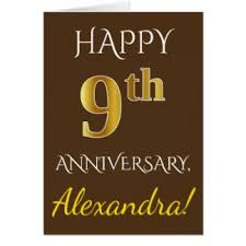 9th wedding anniversary gift for 9th wedding anniversary gifts t shirts posters other