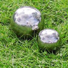 stainless steel garden ornaments ebay