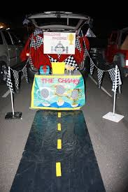 Halloween Costumes Cars 371 Trunk Treating Ideas Images Trunk