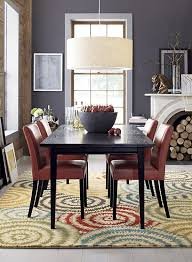 crate and barrel parsons dining table dining room designs dark wood expandable dining table ah ap 100
