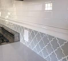interior stunning blue arabesque tile for tile backsplash ideas
