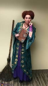 Winifred Sanderson Halloween Costume Hocus Pocus Winnie Sanderson Costume