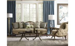 john richard table ls caracole eva sofa living room set