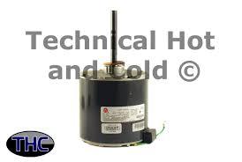 lennox condenser fan motor lennox 13h36 fan motor