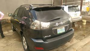 lexus rx300 in nairaland super neat registered 2006 lexus rx330 few months used autos