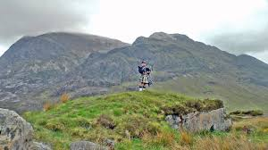 sound example scottish great highland bagpipes youtube