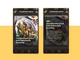 cuisine mobile 79 best mobile ux food images on app design