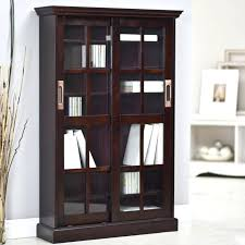 Multimedia Cabinet With Glass Doors Multimedia Cabinet With Glass Door Media Storage Cabinet With