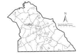 Map Of Counties In Pennsylvania by File Map Of York County Pennsylvania No Text Png Wikimedia Commons