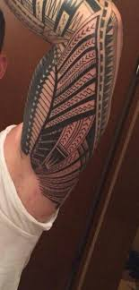 Badass Tribal Sleeve - the 25 best tribal sleeve tattoos ideas on tribal