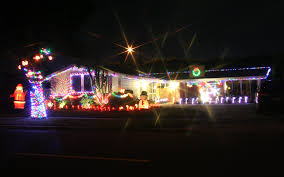 2013 christmas lights recognition winners rossmoor homeowners