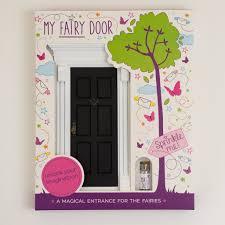 Fairy Door by My Black Fairy Door The Magic Door Store