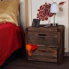 Schlafzimmer Kommode Vintage Kommode Dunkelbraun Weis Carprola For