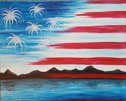 decor painting patriotic wall art canvas art dental office decor acrylic