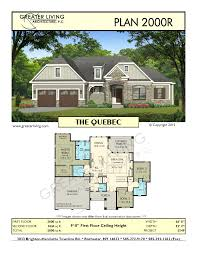 contemporary house plans quebec home deco plans