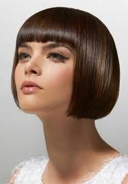 low lighted hair for women in the 40 s 50 s best short bob hairstyles with bangs for straight thin hair in